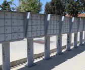 Group Two mailboxes to be installed May 21