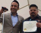 Canyon Lake resident Paul Kakis honored at Car Show