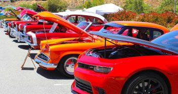 Car show to feature 200 classic cars, motorcycles