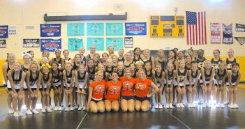 CLMS cheer teams are off to a great start