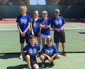 Tennis Club is forming teams for juniors