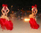 Community celebrates summer's end at Maui Monday