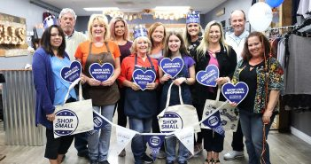 Shop local, shop big on Small Business Saturday
