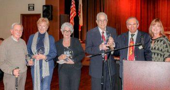 Fine Art Guild honors founding club members
